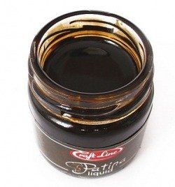 LIQUID PATINA 30ml - bitumen